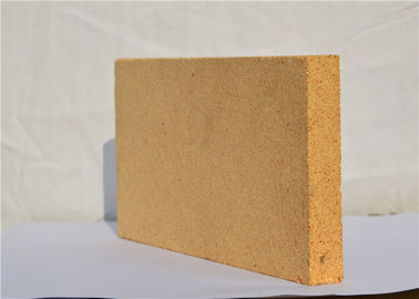 High Performance Fire Resistant Bricks , Castable Fire Brick 2.6 - 2.9g/cm3 Bulk Density
