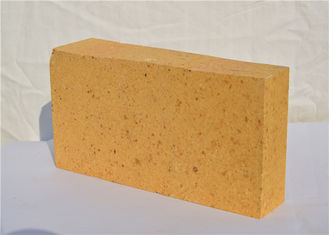 High Grade Refractory Insulation Bricks Fire Clay Materials Excellent Heat Stability