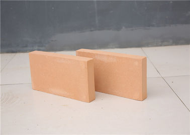 Eco Friendly Furnace Refractory Bricks Easy Operation Insulating Materials Type