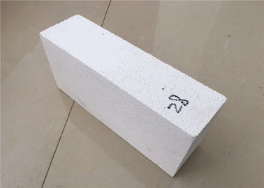 White Color Mullite Insulation Brick Top Grade Mullite Powder Raw Materials